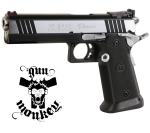 Pistolet SPS Pantera Black Chrome
