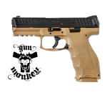 Pistolet H&K SFP9 SF RAL 8000 kal. 9x19 kol. Green Brown