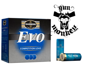 "Am. Śrut.Gamebore 20/65 Competition 24g ""8"" 1op=25szt (Fibre)"
