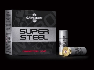 "Am.Śru.Gamebore 12/70 Super Steel Comp 24g ""7,5"" Trap op=25szt"