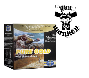 "Am.Śru.Gamebore Pure Gold 20/70 ""4"" 28g op=25szt"