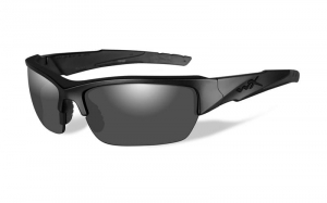 Okulary WileyX VALOR Polarized Smoke Grey Lens / Matte Black Frame CHVAL08