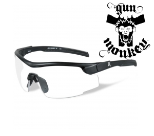 Okulary Remington Platinum MALE Matte Black w/Clear RE101