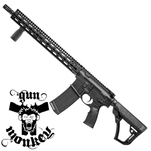 Karabinek Daniel Defense DDM4 V11 (Black)