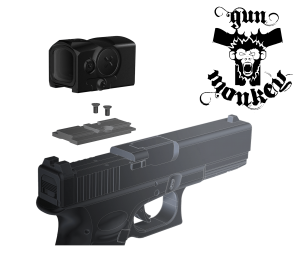 Adapter Aimpoint ACRO Glock MOS 200520