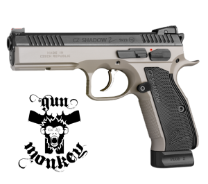 Pistolet CZ Shadow 2 Urban Grey 9x19