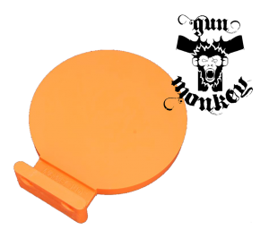"Cel Strzelecki New Bold ElastiMAX™ L-series 6"" Self Sealing Round Orange (101746)"
