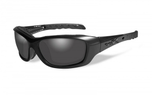 Okulary WileyX Gravity Smoke Grey Lens / Matte Black Frame CCGRA01