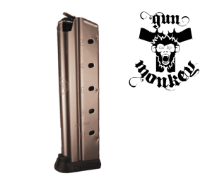 Magazynek jednorzędowy Cobra do 1911 kal. 9x19 10nb Single Stack  Magazine 9mm 10RDS (MSC) SPS