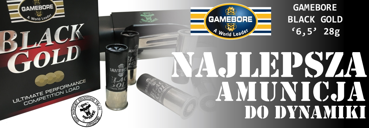Gamebore Black Gold 6,5/28